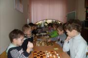 11 ноября прошел турнир по русским шашкам