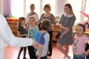 """7 мая в МБДОУ состоялась встреча Родительского клуба """"Учимся, играя"""""""