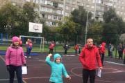 16 сентября воспитанники МБДОУ приняли участие в турнире ГТО