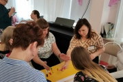 9-10 февраля на базе МБДОУ прошло обучение второй ступени программы ПРодетей