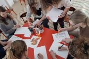 """С 16 по 24 марта в МБДОУ прошла городская стажировочная площадка """"Психолого-педагогическое сопровождение развития детей в разновозрастных группах""""."""