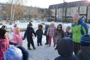 14-15 ноября в МБДОУ прошли спортивные квест-игры для всех воспитанников