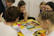 25 ноября 2019г. в МБДОУ прошли творческие мастер-классы для родителей