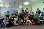 9 ноября 2017 года в нашем детском саду мы встречали гостей из Детского дома № 2 им И.А. Пономарева и ребят из психоневрологического интерната «Журавлик».