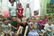 Детском саду провели Всероссийский урок ОБЖ!