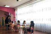 Шашечный турнир среди детей старших групп!!!