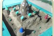 Конкурс песочных построек