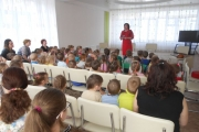 Музыкальная школа в гостях у Улыбки