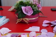6 марта в МБДОУ прошли мастер-классы для сотрудников