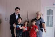 3 апреля 2019 года в МБДОУ состоялась олимпиада по психологии для воспитанников детских садов Центрального и Железнодорожного районов