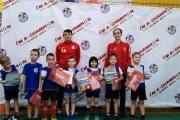 Наши воспитанники заняли III место в дошкольной Лиге чемпионов по футболу