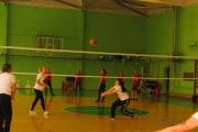 1 место в соревнованиях по волейболу