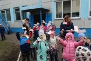 Акция «Остановим насилие против детей».