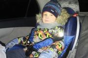 Акция «Ребёнок –главный пассажир!»